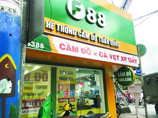 Tiệm cầm đồ f88