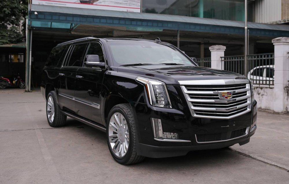 cầm xe ô tô Cadillac thế chấp ngân hàng