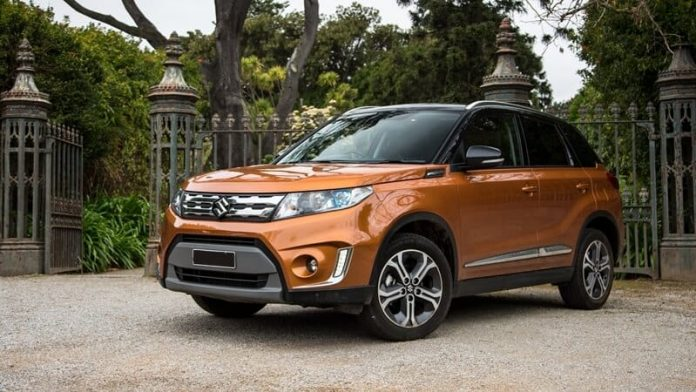 cầm xe ô tô Suzuki lãi suất thấp