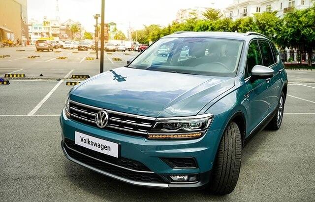 tiệm cầm xe ô tô Volkswage lãi suất thấp uy tínn