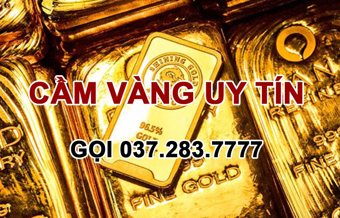cầm vàng 9999, 18k, 24k lãi suất thấp